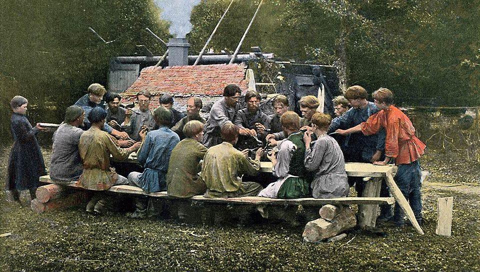Русская крестьянская община