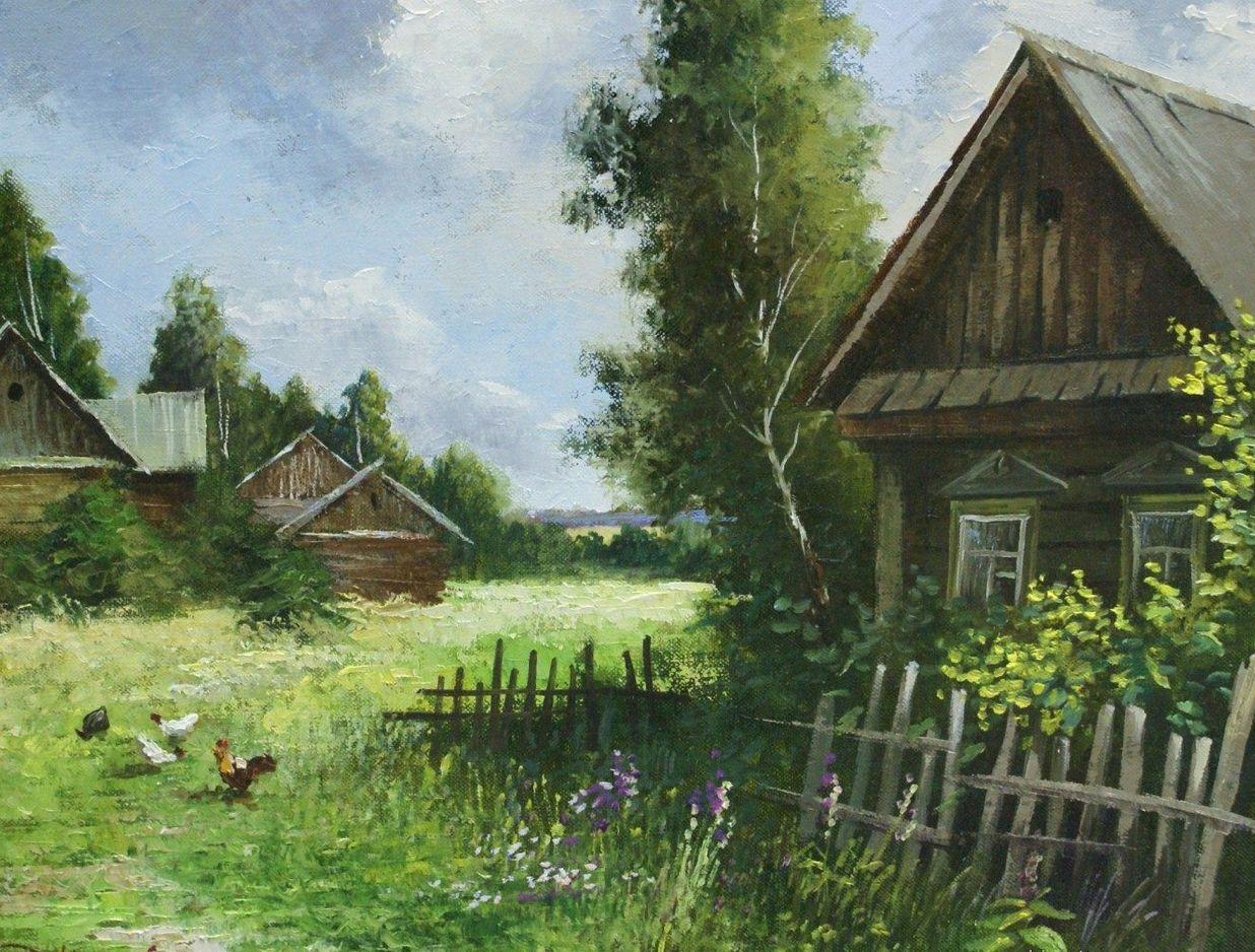 Как жители села Ижевское выкупили свободу у помещика по цене… 1/3  Аляски!