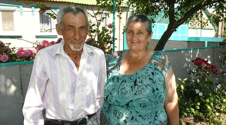 """""""Силы итерпение даёт нам любовь!"""" Так говорят супруги Щербак, вернувшиеся из большого города жить на свою малую родину – деревню Берёзовку"""