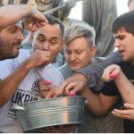 Анекдоты интернационально-гастрономические. 4 серия